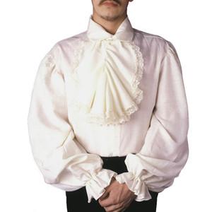 Ruffled Shirt Frilly Shirt