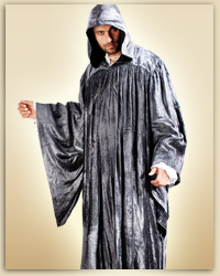 The Regency Robe (Grey)