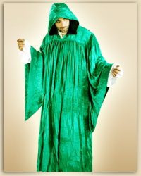 The Regency Robe (Jade)