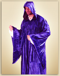 The Regency Robe (Blue)