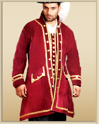 Plus Size Captain Easton Coat