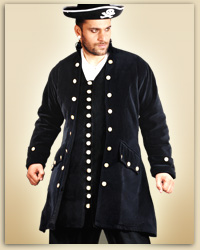 Plus Size  Captain De Lisle Coat