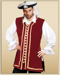 Plus Size  Captain Easton Vest