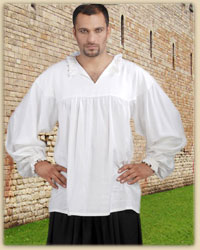 Plus Size Early Renaissance Shirt