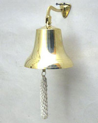 Brass Ship Bell (6 inch)