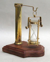 Hanging Hourglass with Stand