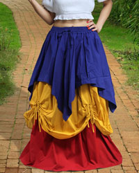 Three Layer Skirt