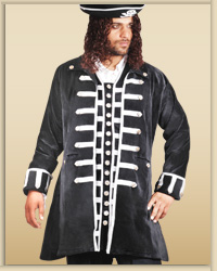 Captain La Sage Coat