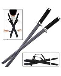 Ninja Twin Strike Force Sword Set