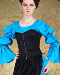 Lady Of The Manor Overbust Corset