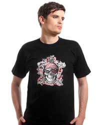 Skully Pirate T-shirt