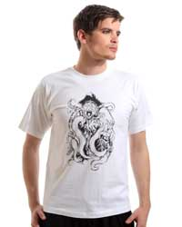 Octopus Man T-shirt