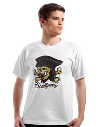 Scallywag Pirate T-shirt