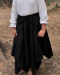 Childs Gypsy Skirt