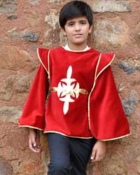 Musketeer Tabard for Kids