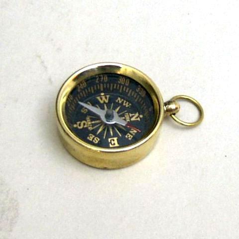 Compass   Pirate   Face   Open   Mini