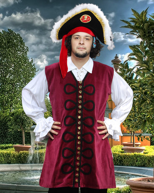 pirate costumes, Shop These Amazing Adult Men's Pirate Costumes