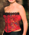 Charmaine Detailed Corset