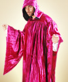 The Regency Robe (Fushia)
